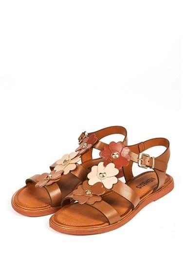 Nemesis Shoes Sandalet Taba